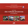 Le livre des voitures anciennes au Québec