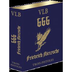 666 - Friedrich Nietzsche (édition de luxe)
